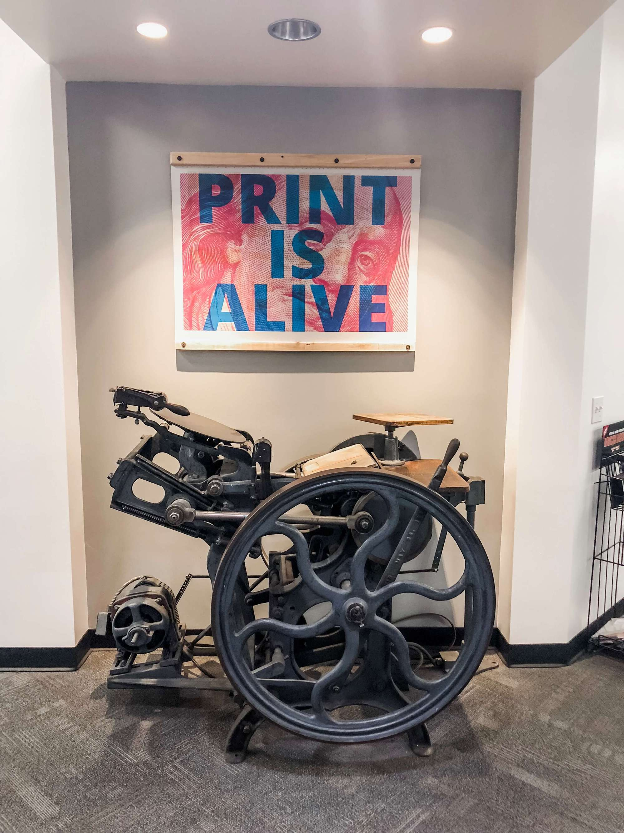 Print is Alive photo