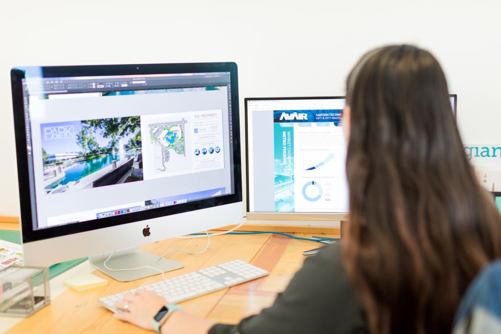 Designing Interactive Brochures