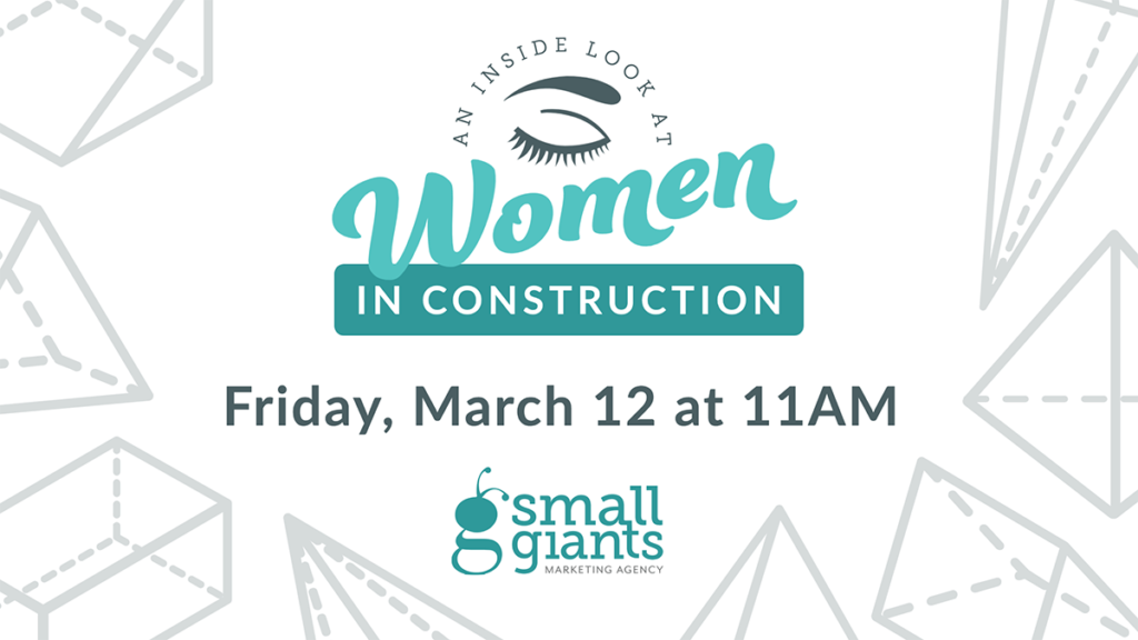 women in construction panel
