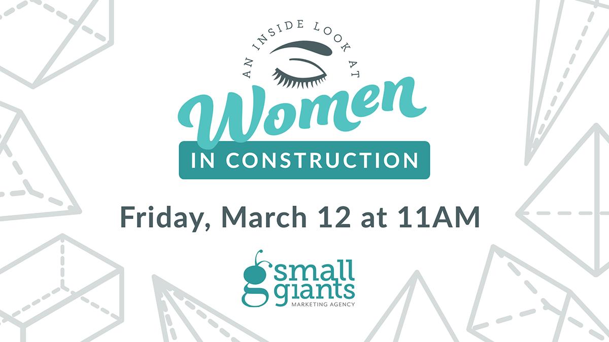 women in construction panel